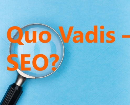 Ist SEO 2021 noch relevant?